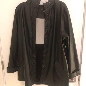 Babaton rain coat